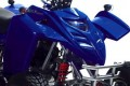 Front-Cover blau Adly ATV 50 RS, ATV 150 S, 300 S