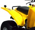 Heck-Cover SPORT gelb Adly ATV 50 RS, ATV 150 S, 300 S